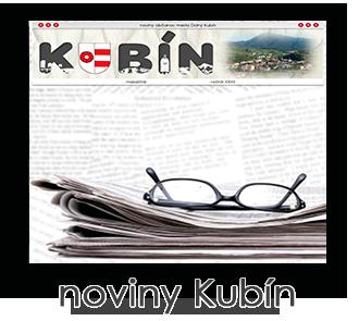 noviny Kubín